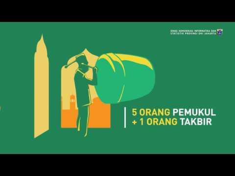 FESTIVAL BEDUG DAN GEMA TAKBIR PROVINSI DKI JAKARTA