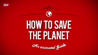 How to save the Planet | Deville | SRF Comedy