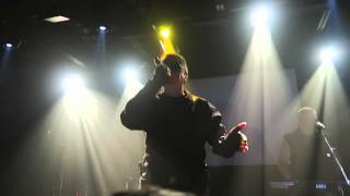 Front 242 Triple X Girlfriend Live San Antonio, Texas 2015