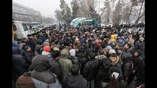 Назарбаев билігі аштық ұйымдастырмақ? Митинг қымбатшылыққа қарсы