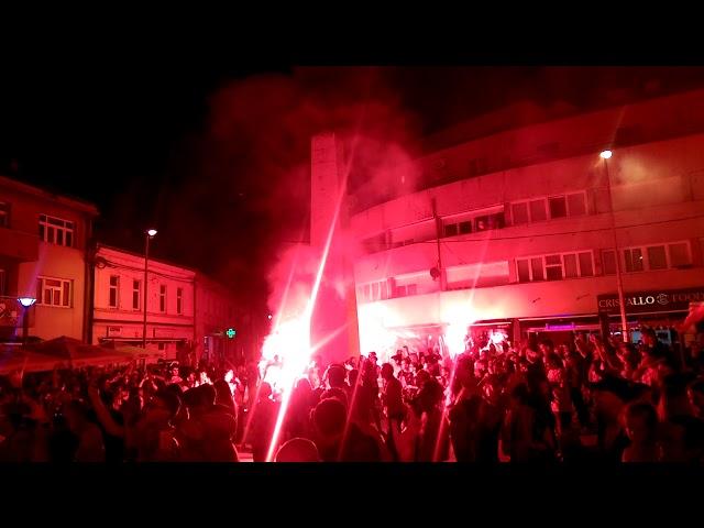 Livno: Hrvatska:Engleska 2:1