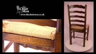 Traditional Ladder Back Chair