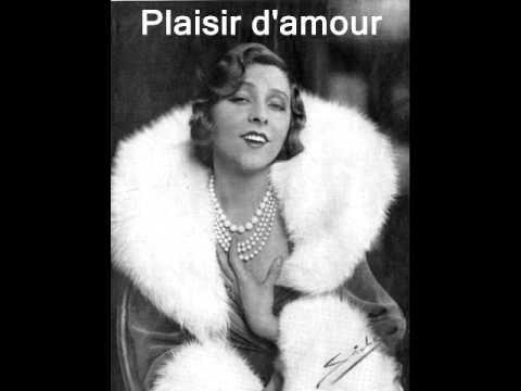 Yvonne Printemps - C'est la saison d'amour
