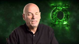 GREEN LANTERN Interview: Martin Campbell
