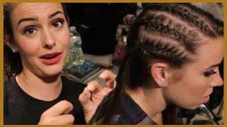 How To Braid with Lisa Cimorelli- Cimorelli Takeover