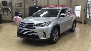 2018 Toyota Highlander Limited Review