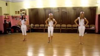 Новогодняя шоу программа  Go Dance Kaliningrad