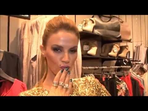 Tülin Şahin For Batik&Vogue FNO Gecesinde....