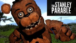 FREDDY PLAYS: The Stanley Parable || FIGHT FOR FREEDOM!!!