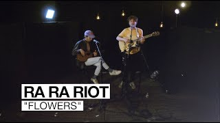 Ra Ra Riot - Flowers acoustic WCPO Lounge Acts