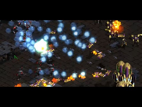 Horang2 (P) v Light (T) on Match Point - StarCraft - Brood War 2021