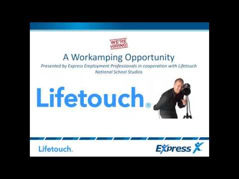 Express Employment For Lifetouch Jobinar - March 2019