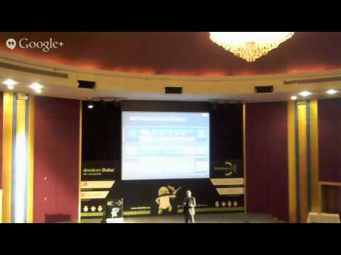 droidcon Dubai 2015- 1st Day - Live 15-04-2015