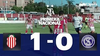 Barracas Central 1 vs. Independiente Rivadavia 0 | Fecha 11 | Primera Nacional 2019/2020