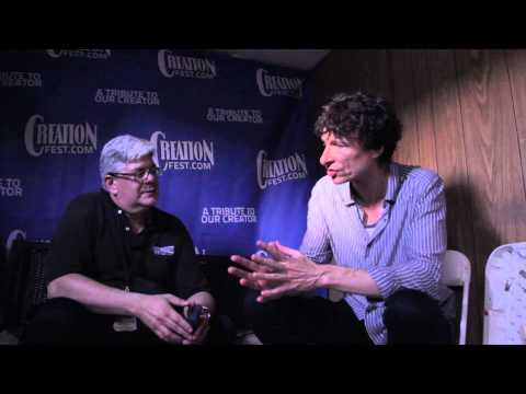 Interview with Steve Taylor at Creation Fest 2013