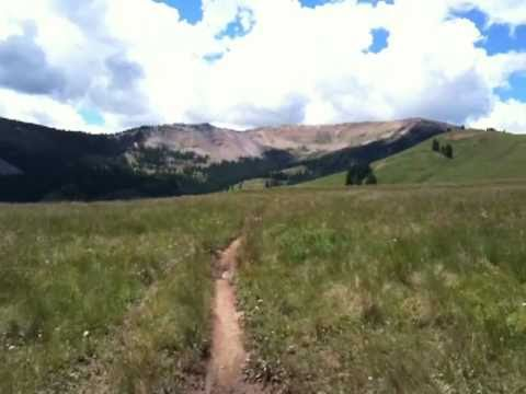 Cement Mountain Trail Mountain Biking | Crested Butte, Colorado