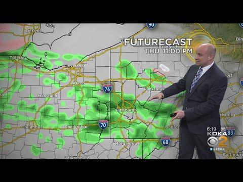 KDKA-TV Evening Forecast (4/4)