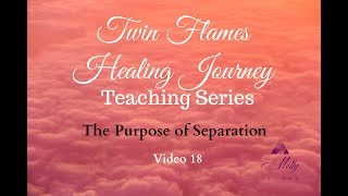 Twin flame stages video clip