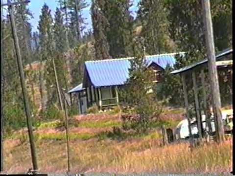 Ghost Towns of Oregon #1B (Granite)