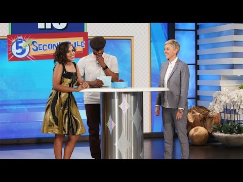 '5 Second Rule' with Kerry Washington