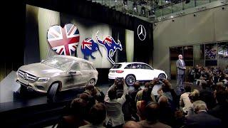 Der neue Mercedes-Benz GLC | Weltpremiere