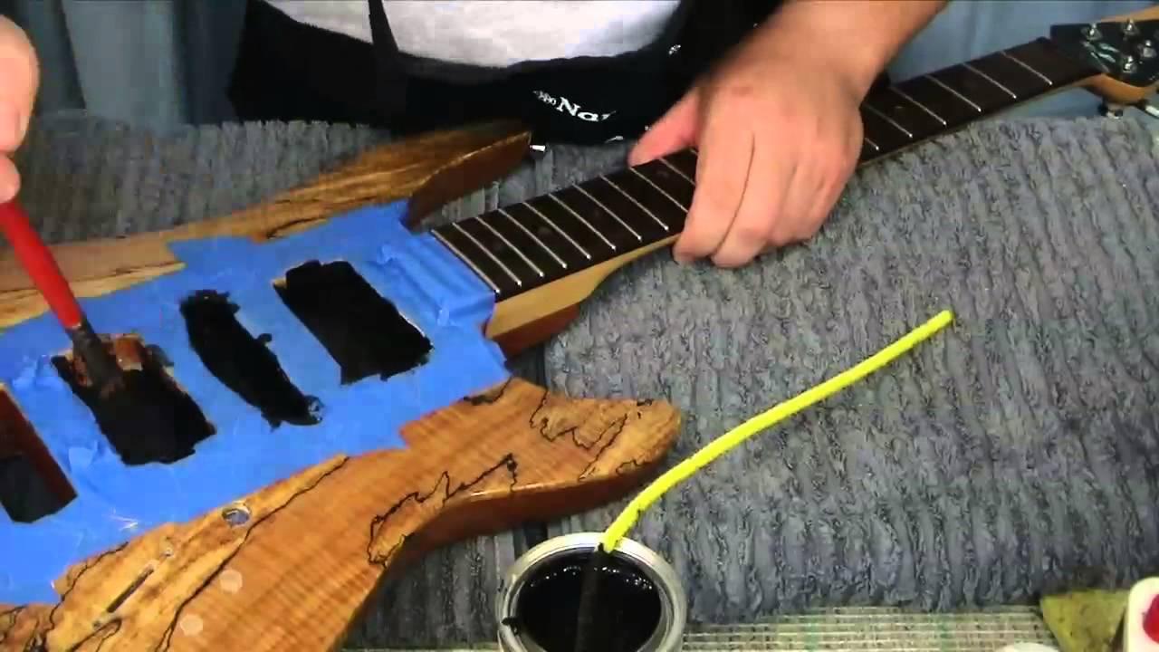 electric guitar shielding 2 minute edited version youtube. Black Bedroom Furniture Sets. Home Design Ideas