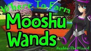 Wizard101 Where to Farm The Mooshu Wands. Best Mooshu Wands! Join T...