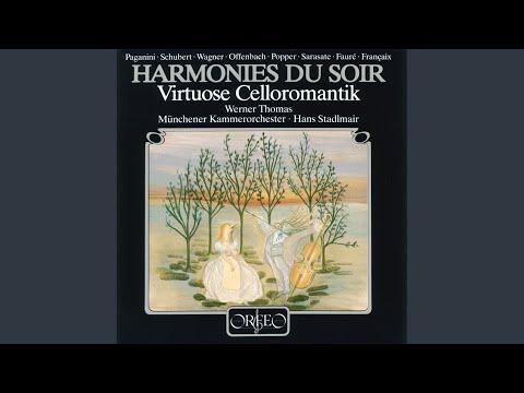 5 Pieces (Arr. For Cello & Orchestra) : No. 1. Berceuse