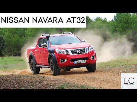 NISSAN NAVARA OFFROADER AT32 / Test Off Road + Review / #LoadingCars
