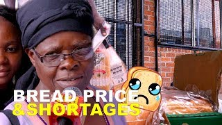 Bread Prices and shortages