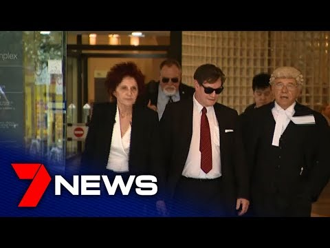 Former Knox Grammar Teacher Damien Vance Faces Court   7NEWS