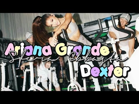 Ariana Grande Dexter Sfera Ebbasta😍