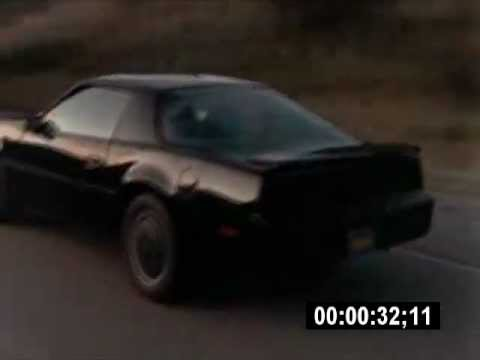 Knight rider  (TV Series Remix) By A.Seeberg