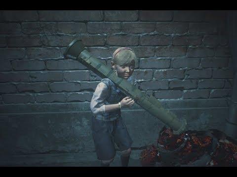 The True Nature Of Sherry Birkin - Resident Evil 2 Remake