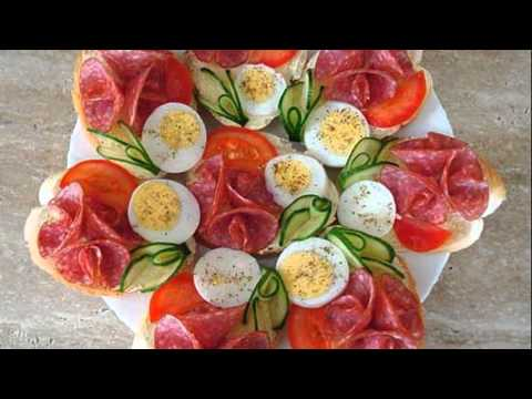 food decoration ideas YouTube