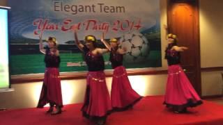 Vũ Điệu Flamenco - Tây ban Nha của Đội Admin ETM