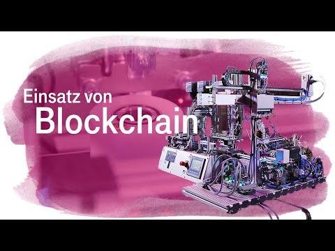 Blockchain meets Industrie 4.0 - Sicherheit, Transparenz und Automatisierung