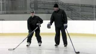 NHL skating coach reveals hockey skating secrets on free vi