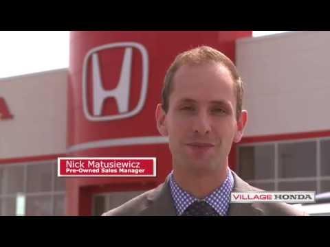 Village Honda - Calgary Honda Dealership - Overview