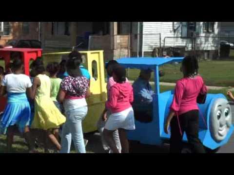 Children Church Fun Day Pt 2 Various Activities Youtube