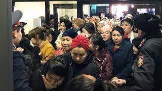 Протесты и отставка в Казахстане | ВЕЧЕР | 21.02.19