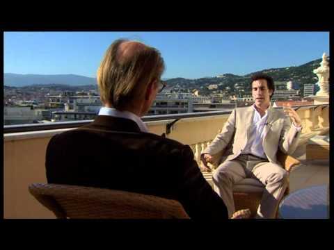 Sacha Baron Cohen 1st  as himself on BBC  18_5_12