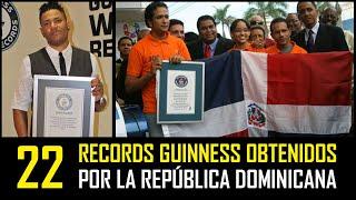 Records Guinness Obtenidos por República Dominicana