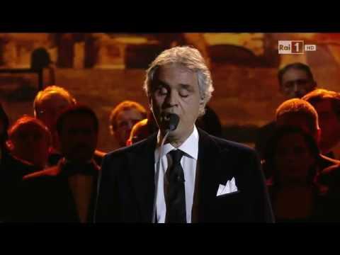 Andrea Bocelli - Nelle Tue Mani (Italy 2015)