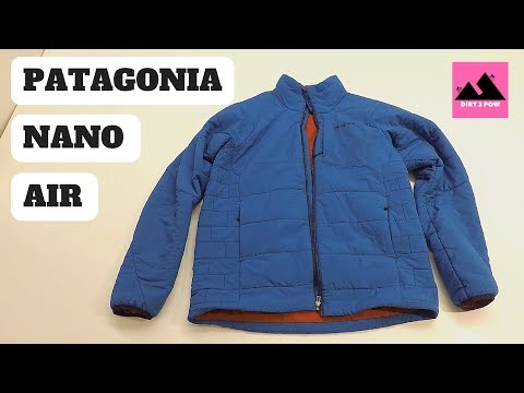 ANOTHER GREAT MID-LAYER OPTION! - Patagonia Nano Air Review