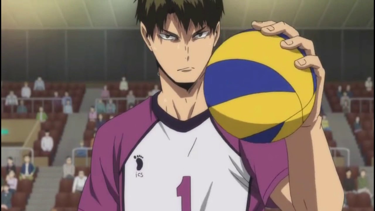 Ushijima Wakatoshi All Serves Ace Youtube You take one last glance at yourself at the mirror before slipping on your you look ahead of you and you are met with ushijima's back, he was clad in your school's volleyball club. ushijima wakatoshi all serves ace