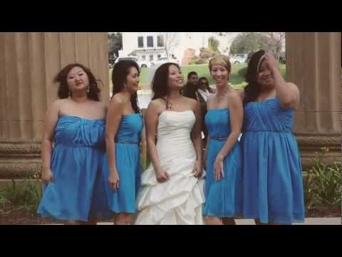 Sir Francis Drake Hotel Wedding Video 2013