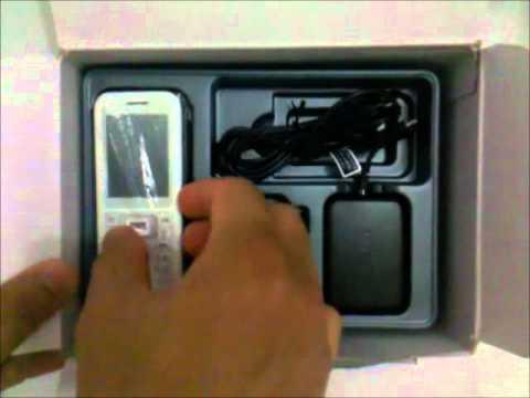 Softbank samsung 730SC unlocked.wmv