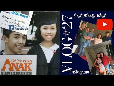 VLOG#27 ANAK Charity Foundation| AMSTERDAM | Fight Poverty Through Education