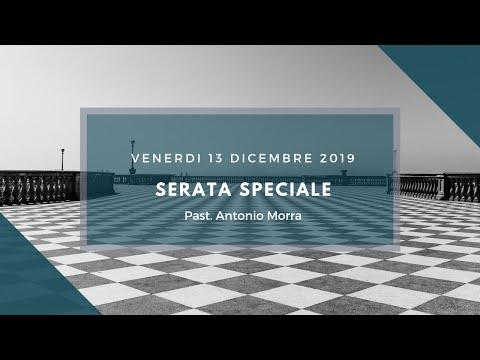 Venerdì 13 Dicembre 2019 -Antonio Morra